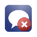 删除Facebook™的所有消息