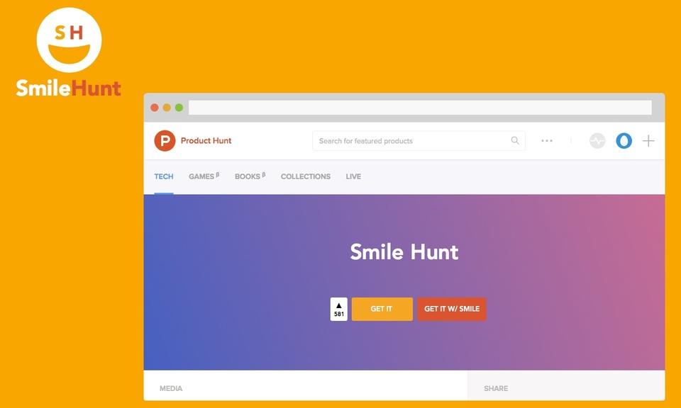 Smile Hunt