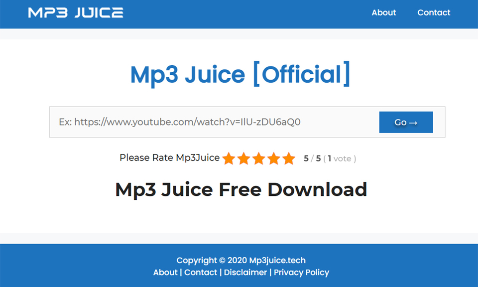 [Official] Mp3 Juice Download
