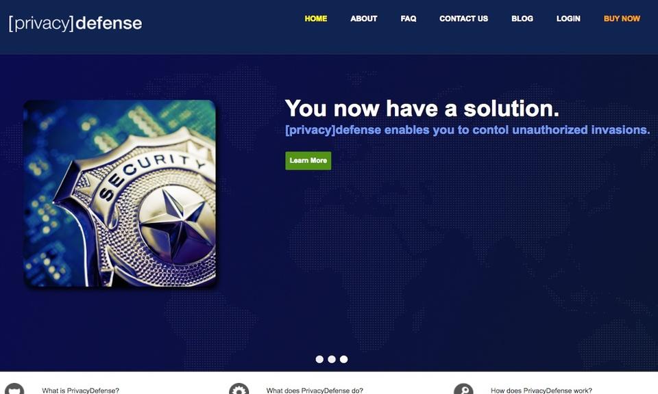 Privacy Defense – Fast, private browsing