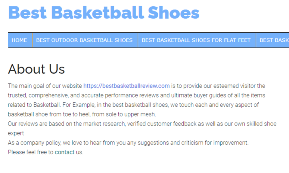 best basketball review