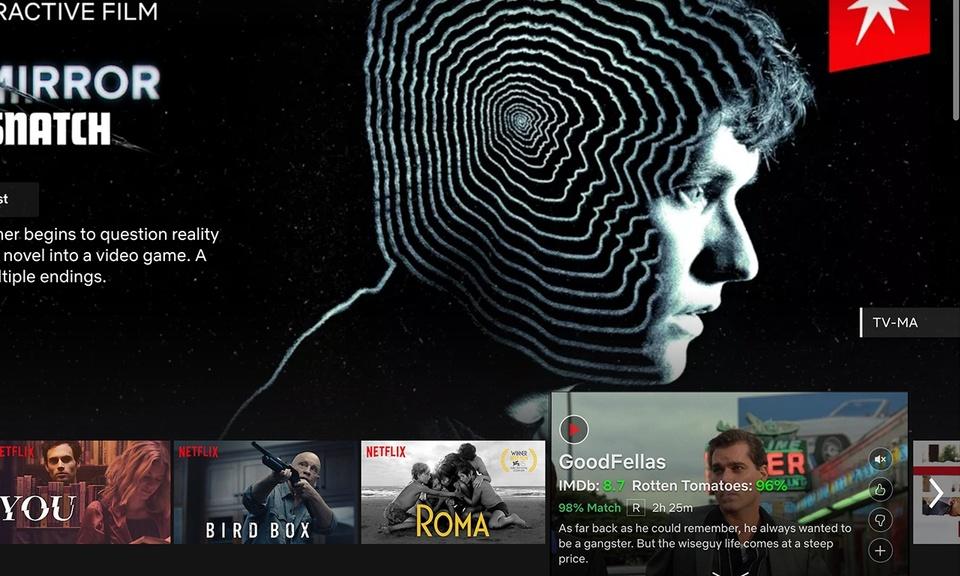IMDb & Rotten Tomatoes for Netflix™