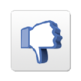 Dislike Button for Facebook 插件