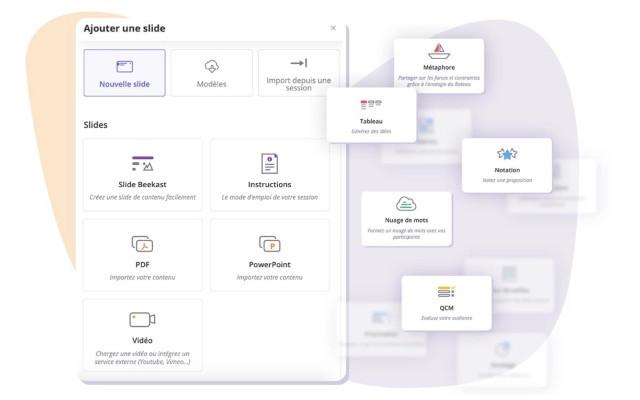 Beekast - Google Meet Extension