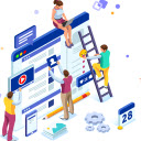 Drag and drop website builder by PatilWeb 插件
