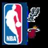 NBA 2013 Finals Scoreboard by Russel Sese