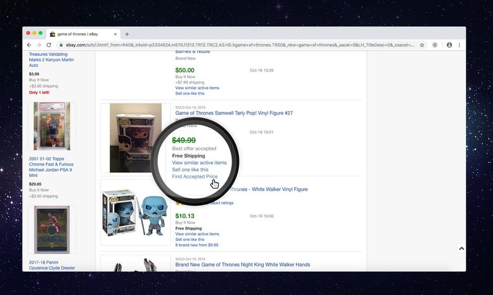 Ebay Best Offer Accepted Price - HostPlugin