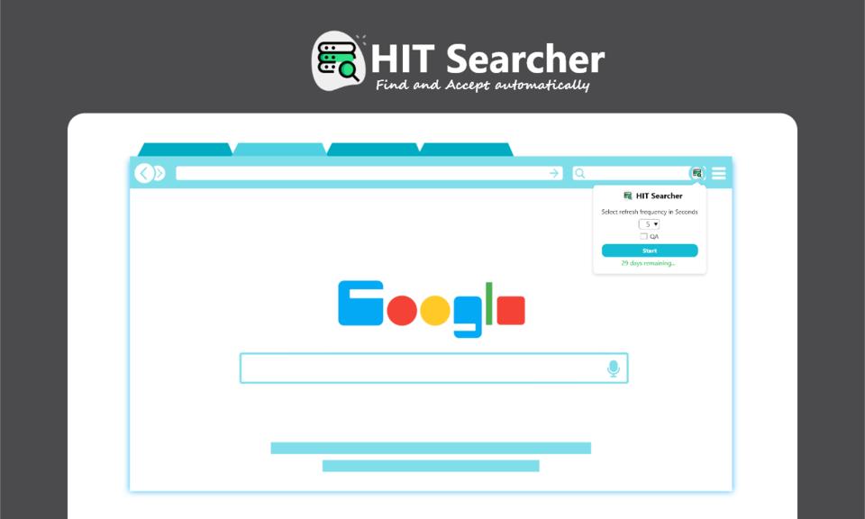 HIT Searcher