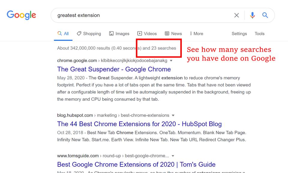 Google Stats Counter