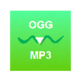 OGG to MP3 Converter 插件