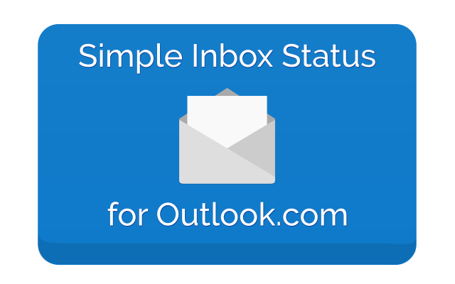 Simple Inbox Status for Outlook.com