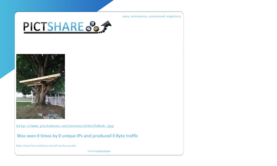 PictShare selfhostable content platform