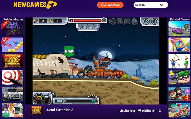 Dead Paradise 3 Full New Game