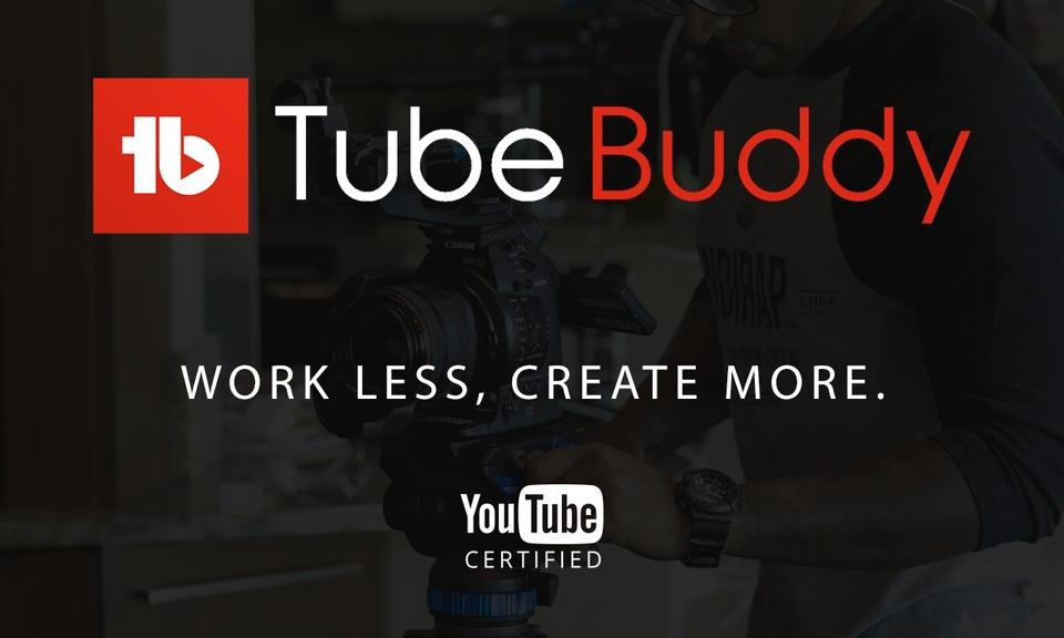 TubeBuddy for YouTube-油管视频管理工具