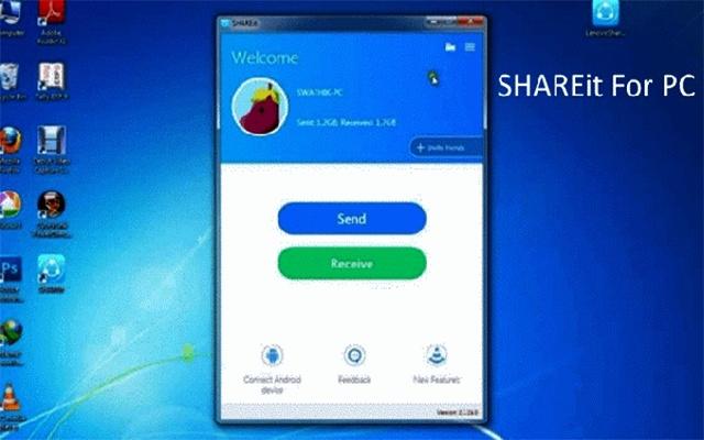 Transfer & Share