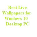 Best Live Wallpaper for Windows 10 Desktop PC 插件