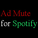 Ad Mute for spotify.com
