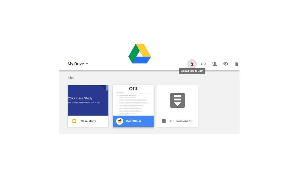 Google To Jira