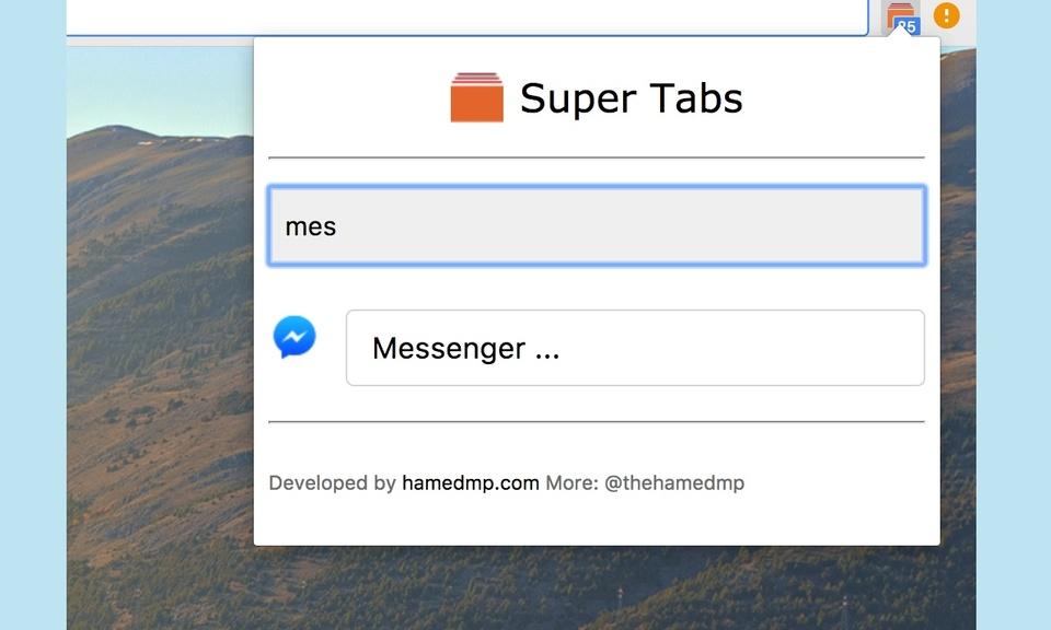 SuperTabs