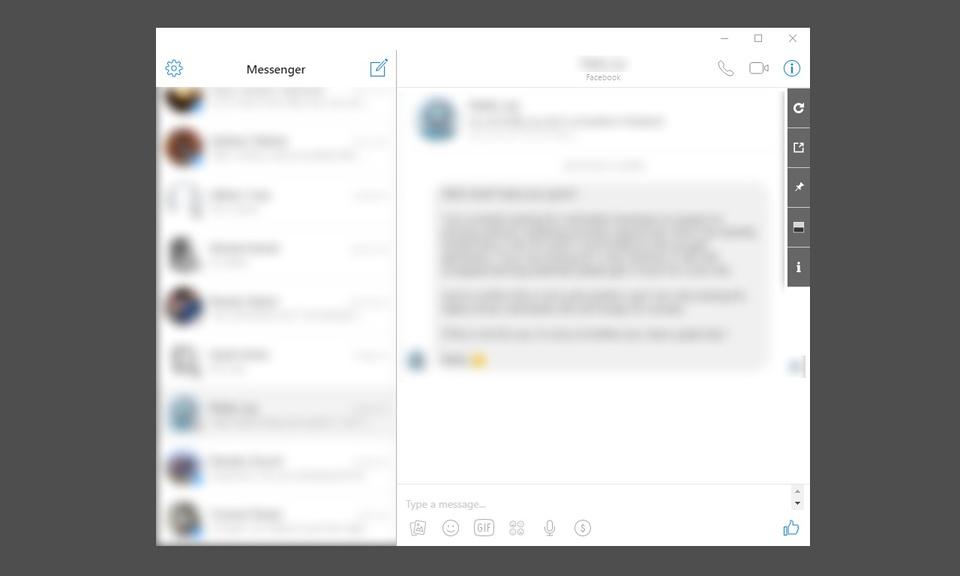 App for Messenger™