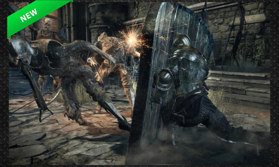 Dark Souls III Background