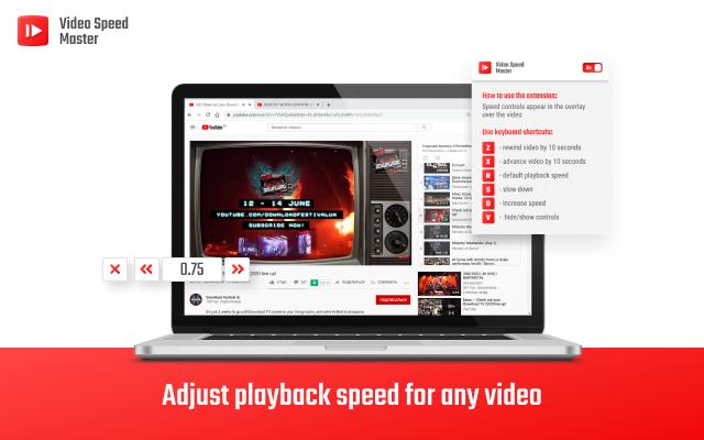 Video Speed Master