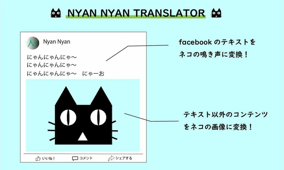 Nyan Nyan Translator
