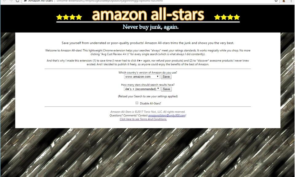Amazon All-Stars