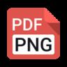 PDF到PNG