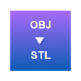 OBJ to STL Converter 插件