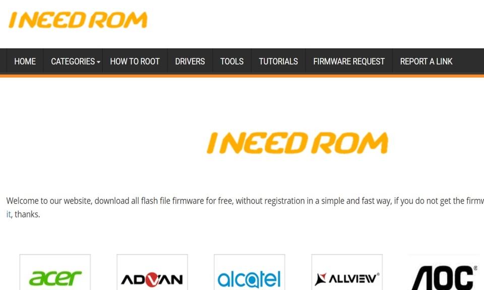 I Need ROM