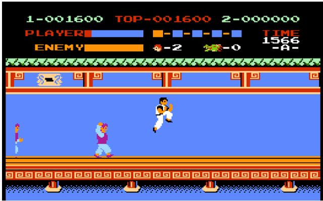 Kung Fu Game