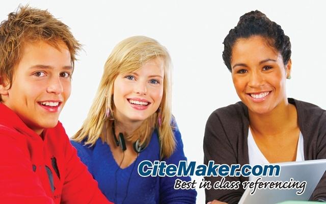 CiteMaker CiteWeb | APA 7th Edn.
