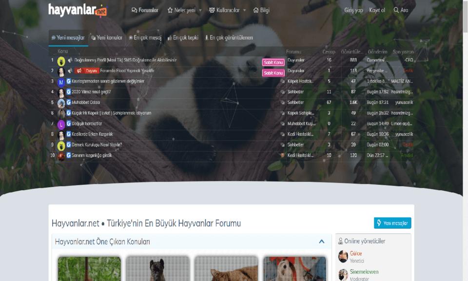 Hayvanlar.NET