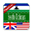 English <> Sesotho Dictionary