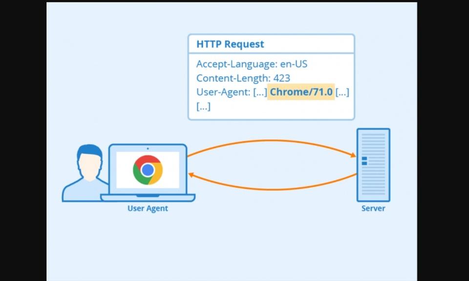 Custom User-Agent