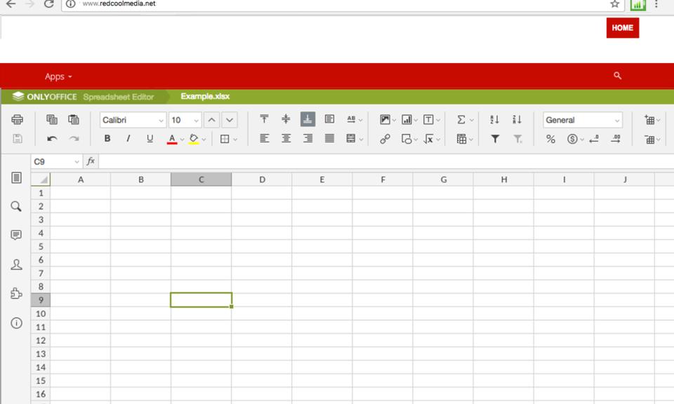 XlsWork 电子表格的 xls 编辑器