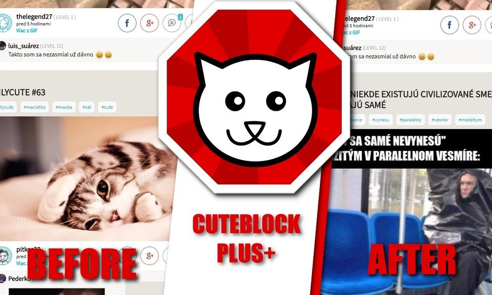 Cuteblock plus+ for memehub.sk