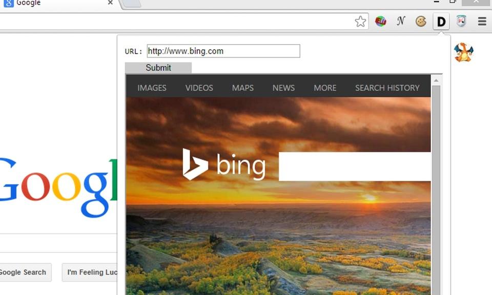 Dual Webpage Viewer