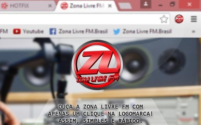 Zona Livre FM - Clique para dar Play ou Stop
