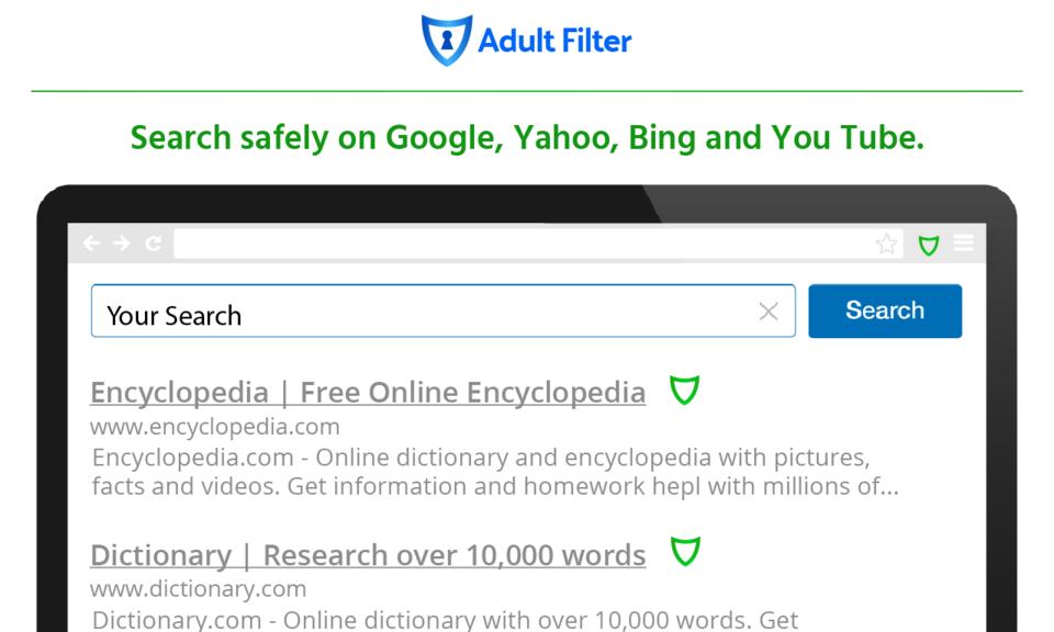 Adult Filter