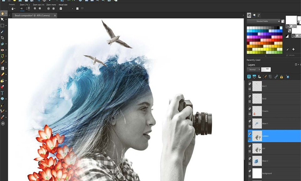photo editing software