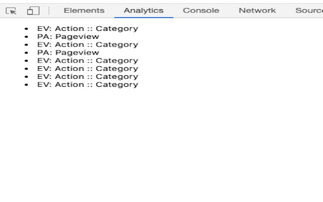 Analytics Devtool