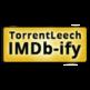 TorrentLeech IMDb-ify 插件