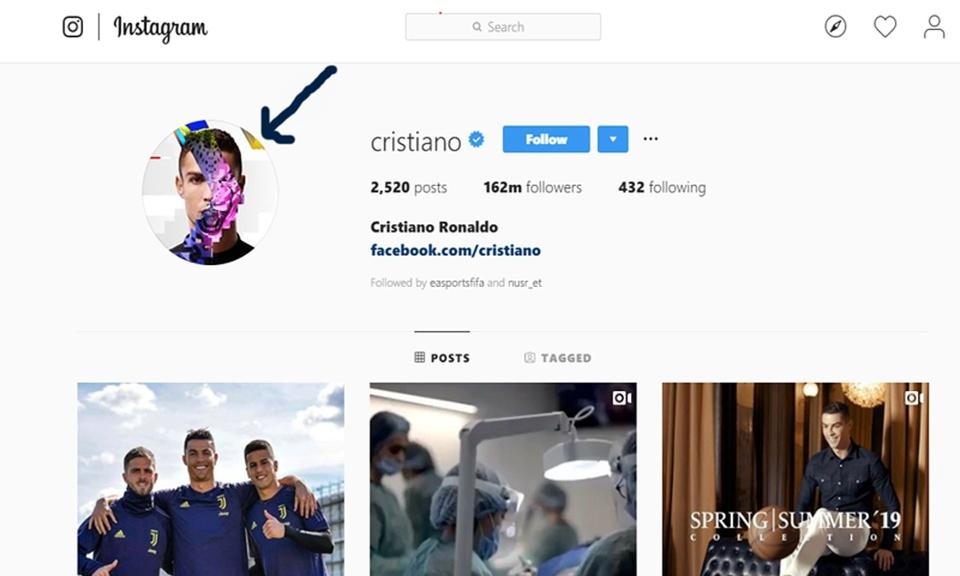 Insta Profile Pic