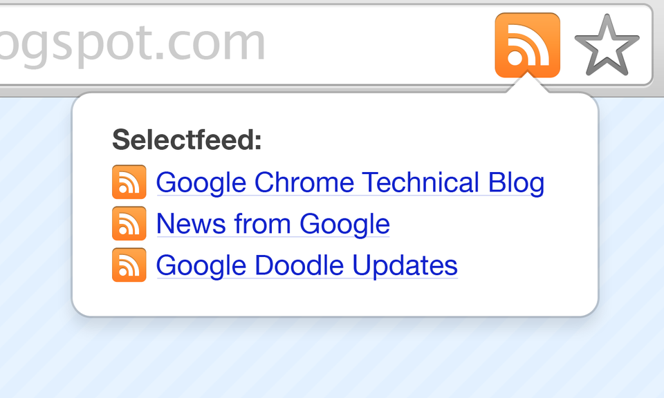 RSS Subscription Extension(由 Google 提供)-RSS 订阅、扩展阅读器