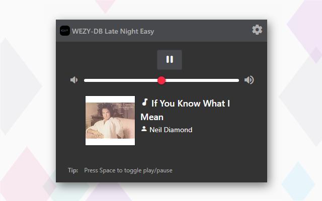 WEZY-DB Late Night Easy