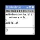 Tc calculator (extension)