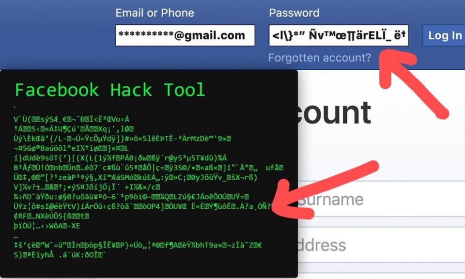 Hack Facebook Account 2021
