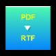 PDF to RTF Converter 插件